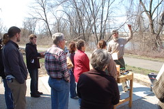 "Native Pollinator Workshop <a style=""margin-left:10px; font-size:0.8em;"" href=""http://www.flickr.com/photos/91915217@N00/13811074345/"" target=""_blank"">@flickr</a>"