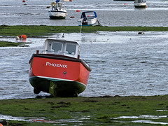 By the time I get to Phoenix........ (fstop186) Tags: sea water phoenix boat harbour tide estuary panasonic solent g3 emsworth saiing