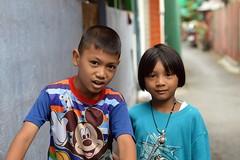 a boy and his girlfriend (the foreign photographer - ) Tags: boy girl portraits thailand nikon bangkok khlong bangkhen thanon d3200 apr302016nikon
