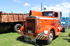 IMG_2823 (RyanP77) Tags: show california b white truck log model shiny trucker international chevy chrome r pete logger gmc peerless kw peterbilt ih kenworth cabover bullnose fruehauf