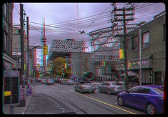 McCaul St., Dundas St. West 3-D ::: HDR/Raw Anaglyph Stereoscopy (Stereotron) Tags: urban toronto ontario canada architecture america radio canon eos stereoscopic stereophoto stereophotography 3d downtown raw control north citylife streetphotography kitlens twin anaglyph stereo stereoview to remote spatial 1855mm hdr province redgreen tdot 3dglasses hdri transmitter stereoscopy synch anaglyphic optimized in threedimensional hogtown stereo3d thequeencity cr2 stereophotograph anabuilder thebigsmoke synchron redcyan 3rddimension 3dimage tonemapping 3dphoto 550d torontonian stereophotomaker 3dstereo 3dpicture anaglyph3d yongnuo stereotron