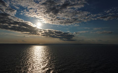 SeaScape (BigWhitePelican) Tags: sea sky sun clouds finland may gulfoffinland 2016 canoneos7d adobelightroom6