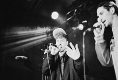 PeluzaH x Sage Advice x Habitus (joshuacolephoto) Tags: bw music film station bristol noir live livemusic performance sage xp2 advice hiphop hip hop rap bnw habitus bristolhiphop peluzah