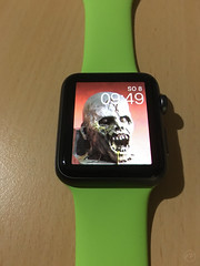 Apple Watch (XFrog360) Tags: apple zombie custom sts applewatch sheerterrorsociety