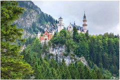 Castle Neuschwanstein (meypictures) Tags: castle germany bayern bavaria nikon palace neuschwanstein hohenschwangau schlossneuschwanstein meypictures