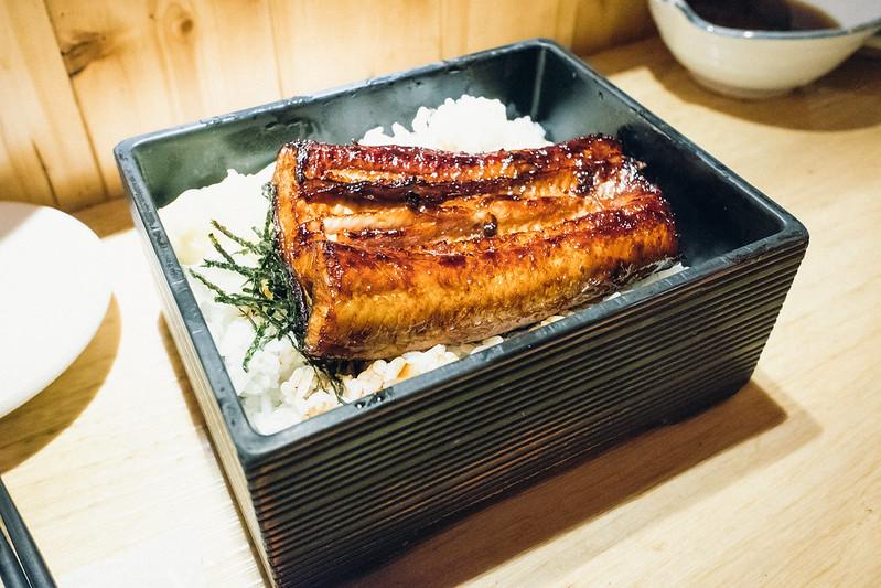 【台南】鰻丼作.食處.串燒