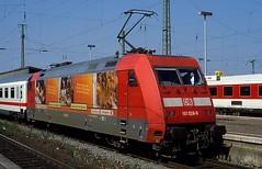 101 028  Dortmund  21.08.01 (w. + h. brutzer) Tags: analog train germany deutschland nikon eisenbahn railway zug trains db 101 locomotive dortmund lokomotive elok eisenbahnen eloks webru