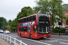 E1 - The history of route E1 (SW11simon) Tags: bus transport publictransport londonbus londontransport tfl londonbuses adl transportforlondon 2530 alexanderdennis abellio abelliolondon abelliowestlondon adle40h adlenviro400mmc yx15owz