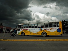 Del Norte Fighters (Monkey D. Luffy 2) Tags: road city bus public del photography photo coach nikon philippines transport vehicles transportation coolpix vehicle society davao coaches norte philippine enthusiasts tagum philbes