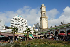 Casablanca, Morocco, April 2016