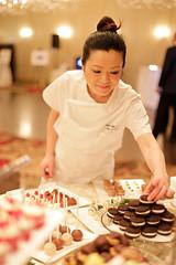 Chef Fumiko Morton