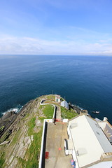 Old Head of Kinsale (Rob O'Connor) Tags: old ireland sea wild sun lighthouse seascape water canon way golf coast day open head cork atlantic course kinsale coastline munster 2016 550d