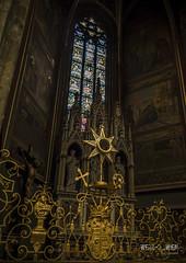 the dome (werk-2at) Tags: urlaub kathedrale prag tschechischerepublik burg veitsdom