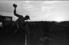 (sele3en) Tags: 35mm analogphotography film bw grain expired expiredfilm russian russia 2013 selfdevelopment homemade homedevelopment ilfotecddx ilfordilfotecddx ilfordrapidfixer rapidfixer d76 darkroom