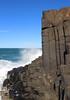Fingal Heads 014 (DMT@YLOR) Tags: ocean blue sky seascape australia spray pacificocean newsouthwales splash polygon polygons polygonal fingalheads