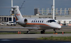 PH-MYX / Cessna 650 Citation VII / EBBR-BRU gate /  (RVA Aviation Photography (Robin Van Acker)) Tags: brussels airplane photography airport outdoor aircraft air jet planes vehicle airlines airliner jumbo trafic jetliner avgeek