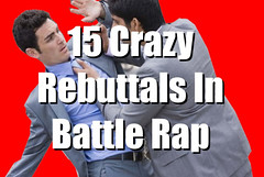 15 Crazy Rebuttals In Battle Rap... (battledomination) Tags: t one big crazy freestyle king ultimate pat domination clips 15 battle dot charlie hiphop rap lush smack trex league stay mook rapping murda battles rone the in conceited charron saurus arsonal kotd dizaster filmon rebuttals battledomination