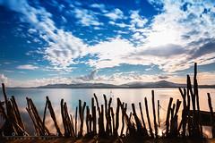 Laguna (giusmelix) Tags: bw long exposure lagoon filter nd laguna lunga esposizione filtro neutro elmas nd110