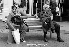 A multicultural Leeds. (MAMF photography.) Tags: city uk greatbritain pakistan england people blackandwhite bw blancoynegro blanco monochrome sex town blackwhite google nikon flickr noir noiretblanc zwartwit unitedkingdom britain indian yorkshire negro north leeds culture gb upnorth zwart pretoebranco bangladesh schwarz citycentre multiculture biancoenero westyorkshire googleimages northernengland enblancoynegro ls1 zwartenwit mamf inbiancoenero leedscitycentre blancoenero schwarzundweis nikond7100 mamfphotography