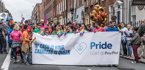 PRIDE PARADE AND FESTIVAL [DUBLIN 2016]-118172