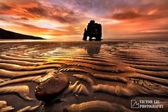Planet X (VictorLiu Photography) Tags: sunset sunrise iceland planet