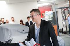 Remise des diplmes 2016 - ESPERA SBARRO UTBM (utbm_fr) Tags: car design student university diploma graduation style prototype sbarro utbm