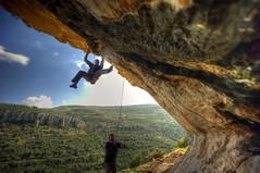 Pasha @ Gita (Or Hiltch) Tags: israel climbing gita galil