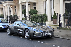 The Best of Britain (Kevin Van C) Tags: auto england paris france london cars car sport canon eos martin emotion grand super londres million angleterre hyper autos lamborghini supercar luxe automobiles aston supercars supersport 177 prestige n 6377 hypercar kevinco one77