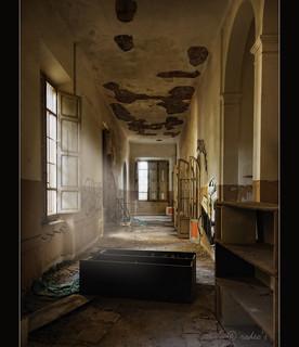Volterra - ex manicomio - II - madhouse