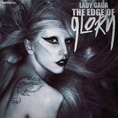Out On The Edge Of Glory (*Nuke*) Tags: lady glory cd cover edge gaga blend the of