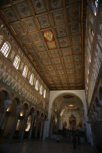 Basilica di SantApollinare Nuovo