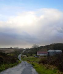 The road home (Nick Stewart2) Tags: ireland canon landscape northernireland ulster cotyrone eos400d nickstewart dragondaggeraward loughmacrory nickstewart2 coolaharanroad