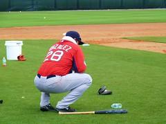Adrian Gonzalez - Red Sox (murphman61) Tags: boston spring al baseball florida redsox grapefruit ftmyers league mlb bosox fortmyers
