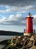 Late Afternoon at the Little Red Lighthouse (Eddie C3) Tags: nyc newyorkcity lighthouse manhattan landmarks hudsonriver riversidepark georgewashingtonbridge palisades washingtonheights littleredlighthouse nationalregisterofhistoricplaces jeffreyshooklighthouse fortwashingtonpark landmarkpreservation