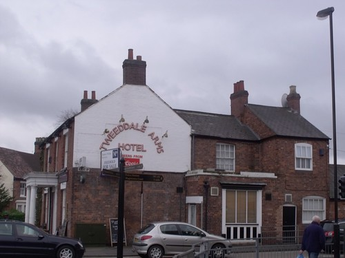 Tweeddale Arms - Albert Road, Tamworth