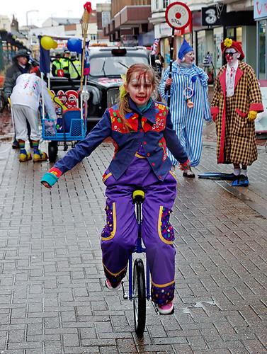 Clowns international - Squeak