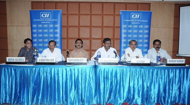 Buyer Sellet Meet was organised on 11 Nov 2011 in Mysore