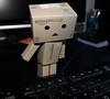 Danbo #1 (Zedock) Tags: robot cardboard papercraft danbo