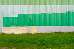 L1016604 (village idiot!!) Tags: urban sanantonio graffiti texas coverup fragments paintover analogouscolor