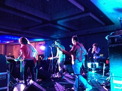 Acollective Perform at WondeGlo (Israel in Atlanta) Tags: atlanta roy hotel emily w idan mccrary rieck acollective wonderroot rabinovici gloatl wonderglo