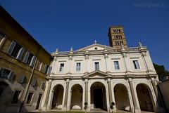 """Basilica dei Santi Bonifacio e Alessio • <a style=""""font-size:0.8em;"""" href=""""http://www.flickr.com/photos/89679026@N00/6878369584/"""" target=""""_blank"""">View on Flickr</a>"""