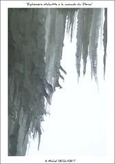 Stalactite éphémère à la cascade du Déroc (Michel Seguret Thanks all for 9.900 000 views) Tags: schnee winter snow france cold ice nature season nikon plateau hiver nieve natur natura invierno neige d200 eis inverno froid frio hielo glace temporada smörgåsbord saison granit aubrac lozère stagione granitique dragongoldaward michelseguret