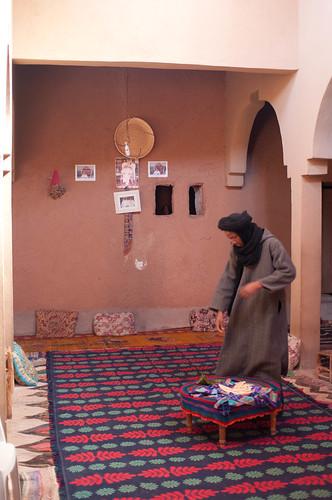 Chez Aziz de l'oasis