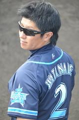 DSC_0855 (mechiko) Tags: 横浜ベイスターズ 120212 渡辺直人 横浜denaベイスターズ 2012春季キャンプ