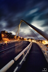 After the rain - Calatrava (JD Photographie.) Tags: santiago light sunset art colors lines station architecture digital canon photography 1 julien long exposure raw photographie belgium belgique time gare curves escalator explore 200 calatrava rails 100 jd dri franais hdr lige blending wallonie belge observatoire flyaway delaval 100faves guillemins 200faves 40d abigfave 300faves 400faves canon40d mygearandme mygearandmepremium mygearandmebronze mygearandmesilver jdphotographie