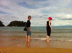 Jessica and Erin