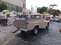 Pickup Ford Willys F-75 1972 (LEMH2009) Tags: ford brasil rural jeep pickup 1972 willys