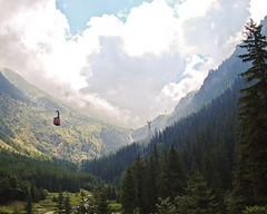 Balea Lac Cable Car (Nick Muntean) Tags: mountains car cable romania transylvania carpathians cascada balea transfagarasan