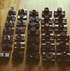 ° (333Bracket) Tags: london 120 6x6 film mediumformat fujixtra400 333bracket bronicasqbzenzanonps80mmf28