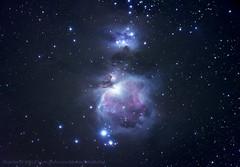 Orion Nebula 280mm (Regulus12) Tags: canon stars space galaxy nebula astrophotography orion m42 astronomy nightsky deepspace orionnebula m43 ngc1977 ngc1976 unmodded 60d runningmannebula demairansnebula messier42 Astrometrydotnet:status=solved messier43 bestnewcomer astro:subject=m42 Astrometrydotnet:version=14400 competition:astrophoto=2012 astro:gmt=20120226t2130 Astrometrydotnet:id=alpha20120301887128